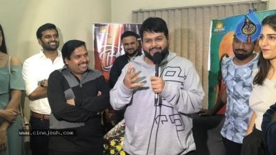 Thaman Launched Ishq Kiya Song - 9 of 11