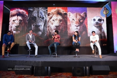 The Lion King Movie Press Meet - 1 of 54