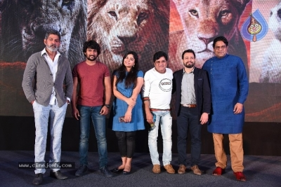 The Lion King Movie Press Meet - 8 of 54