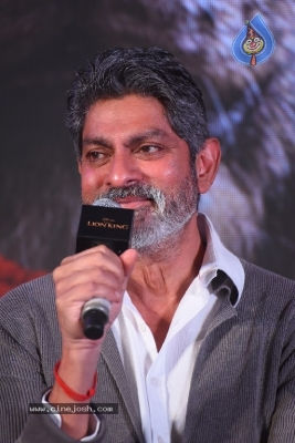 The Lion King Movie Press Meet - 9 of 54