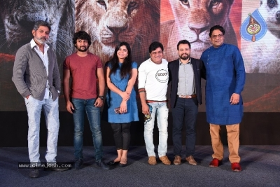 The Lion King Movie Press Meet - 29 of 54