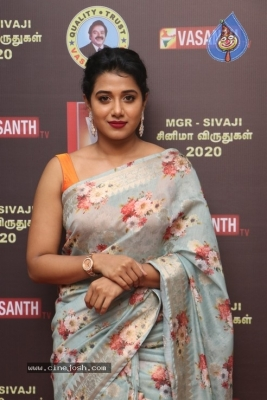 V4 MGR Sivaji Academy Awards 2020 Photos - 2 of 63