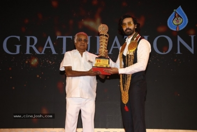 V4 MGR Sivaji Academy Awards 2020 Photos - 3 of 63