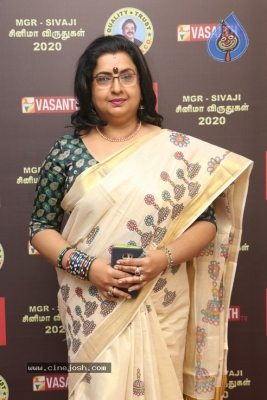 V4 MGR Sivaji Academy Awards 2020 Photos - 12 of 63