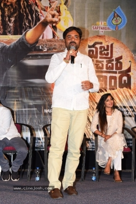 Vajra Kavachadhara Govinda Movie Press Meet - 2 of 21
