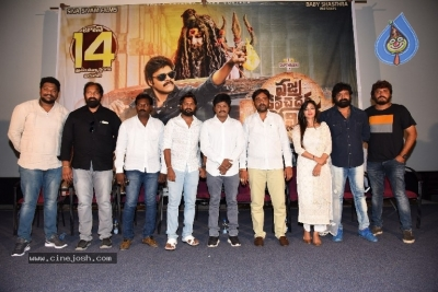 Vajra Kavachadhara Govinda Movie Press Meet - 3 of 21