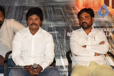 Vajra Kavachadhara Govinda Movie Press Meet - 9 of 21