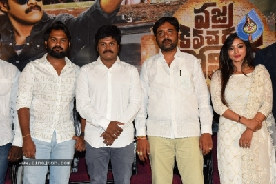 Vajra Kavachadhara Govinda Movie Press Meet - 12 of 21