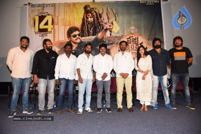 Vajra Kavachadhara Govinda Movie Press Meet - 18 of 21