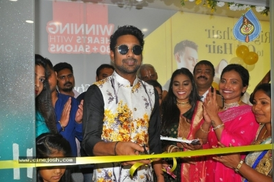 Varun Sandesh inaugurates  BeYou Salon - 22 of 30