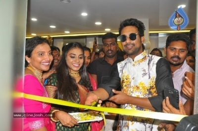 Varun Sandesh inaugurates  BeYou Salon - 25 of 30