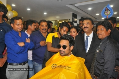 Varun Sandesh inaugurates  BeYou Salon - 27 of 30