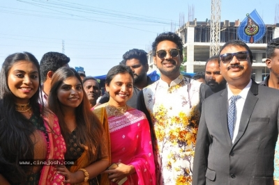 Varun Sandesh inaugurates  BeYou Salon - 29 of 30