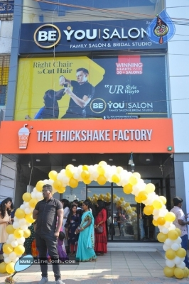 Varun Sandesh inaugurates  BeYou Salon - 30 of 30