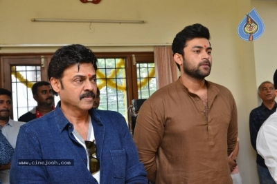 Venkatesh And Varun Tej F2 Movie Launch Photos - 6 of 48