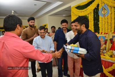 Venkatesh And Varun Tej F2 Movie Launch Photos - 18 of 48