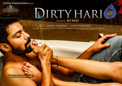 Dirty Hari Movie Stills