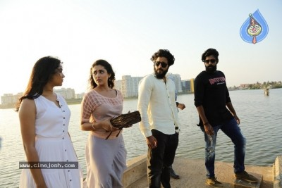 Pancharaaksharam Movie Stills