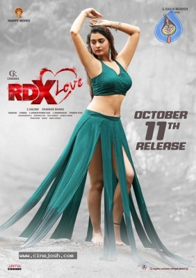 RDX Love Movie Posters