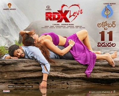 RDX Love Posters