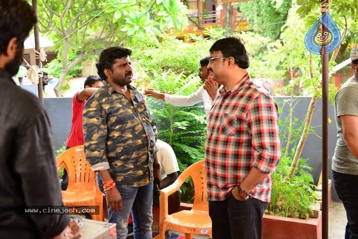 90ml Movie  Working Stills - 23 of 28