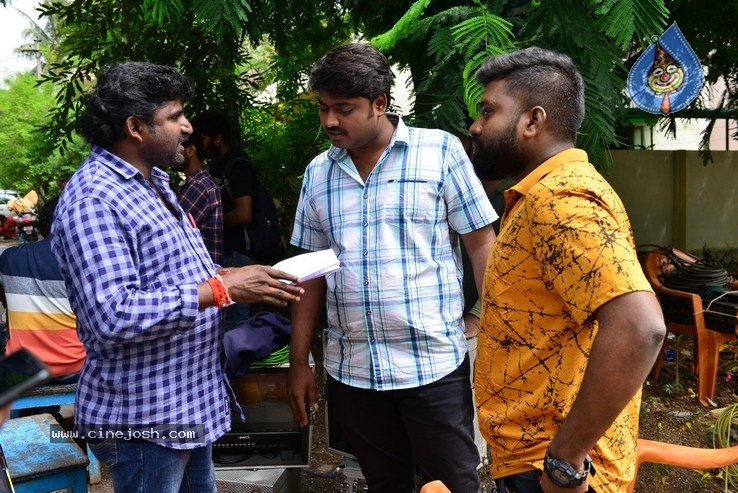 90ml Movie  Working Stills - 24 of 28