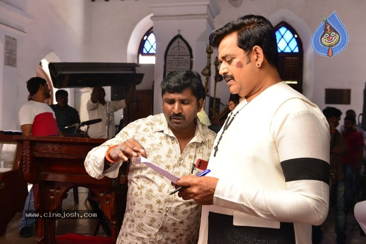 90ml Movie  Working Stills - 27 of 28