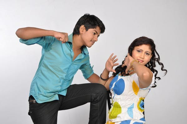 9th Class Movie Stills - Pranay, Rachita  - 7 / 15 photos