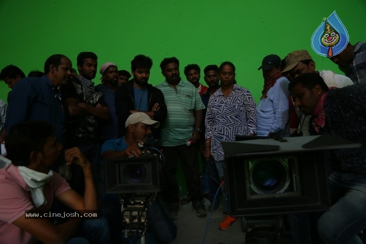 Breaking News Tamil  Movie Working Stills - 17 / 19 photos