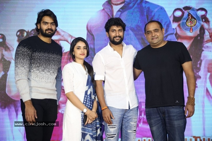Gang Leader Press Meet Photos - 11 / 42 photos