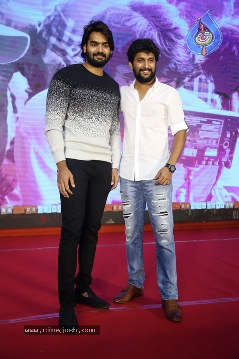 Gang Leader Press Meet Photos - 18 / 42 photos