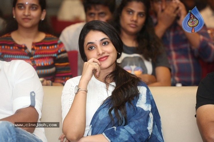 Gang Leader Press Meet Photos - 31 / 42 photos