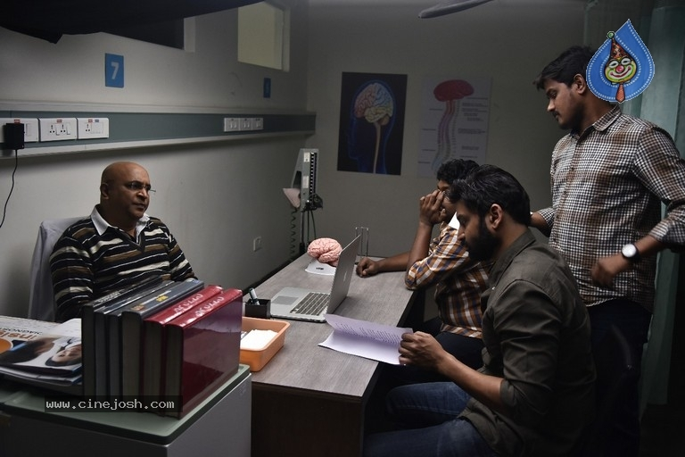 Idam Jagat Movie Working Stills - Photo 9 of 9