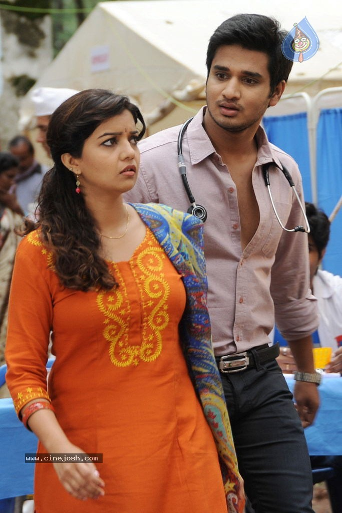 Karthikeya Movie Stills - 14 / 42 photos