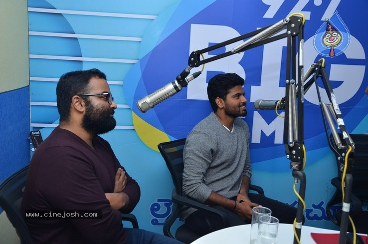 Mathu Vadalara Team at BigFM - 14 / 21 photos