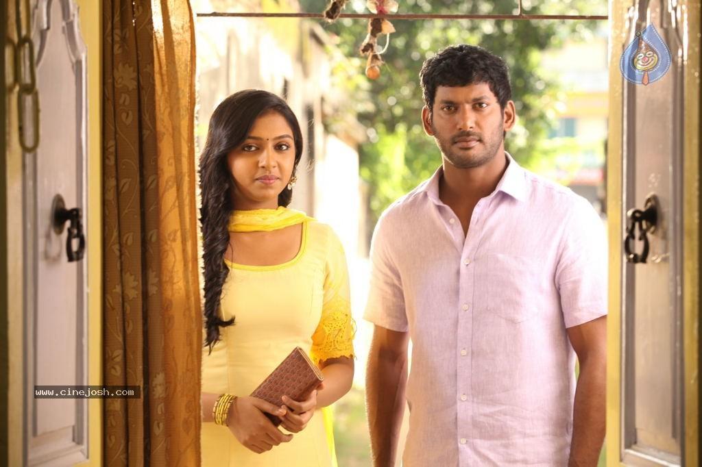 Naan Sigappu Manithan Tamil Movie New Stills - Photo 10 of 33 Naan Sigappu Manithan Lakshmi Menon Hot Stills