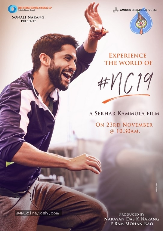 Naga Chaitanya Look from NC 19 - 1 / 2 photos