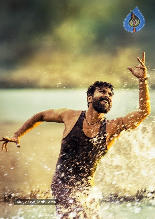 Rangasthalam Sankranti Wishes Poster And Still - 1 / 2 photos