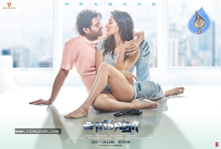 Saaho New Stills - 1 / 5 photos