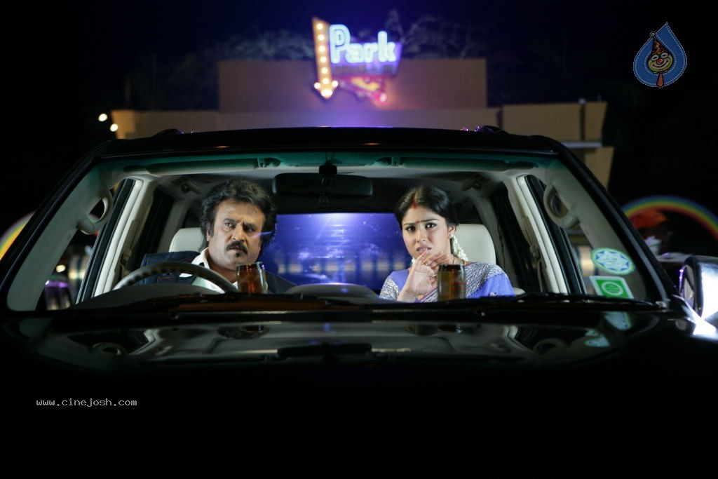 Sivaji 3D Movie Stills and PM - 16 / 22 photos