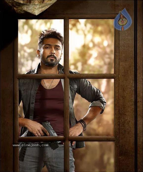 Surya Anjaan Tamil Movie 1st Look Stills Photo 3 Of 12