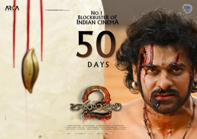 Baahubali 2 Movie 50 Days Posters and Photos - 7 of 10