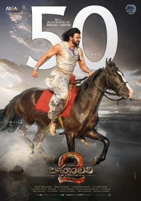 Baahubali 2 Movie 50 Days Posters and Photos - 10 of 10
