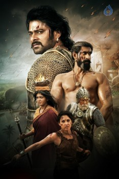 Baahubali 2 Poster and Photo - 1 of 2