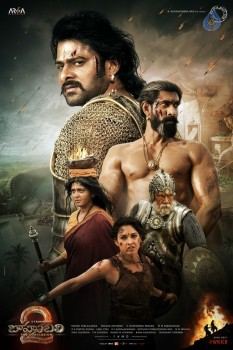 Baahubali 2 Poster and Photo - 2 of 2