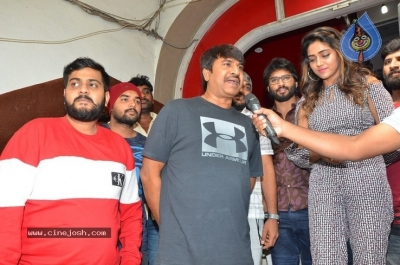 Bhagyanagara Veedhullo Gammathu Team at Sandhya Theater - 2 of 14