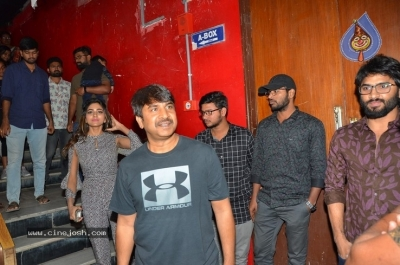 Bhagyanagara Veedhullo Gammathu Team at Sandhya Theater - 14 of 14
