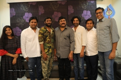 Chiranjeevi Appreciates George Reddy Team - 1 of 16