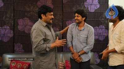 Chiranjeevi Appreciates George Reddy Team - 6 of 16