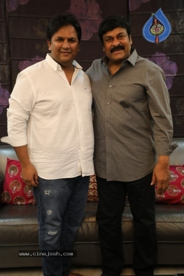Chiranjeevi Appreciates George Reddy Team - 7 of 16